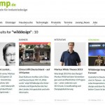 ZWOMP – Industriedesign und Innovation – ein WILDDESIGN Review