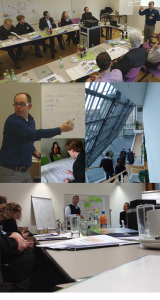 Bildzusammenstellung workshop innovation management