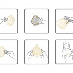Amoena Breast Form use instructions