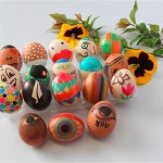 Wild eggs – happy easter everyone!