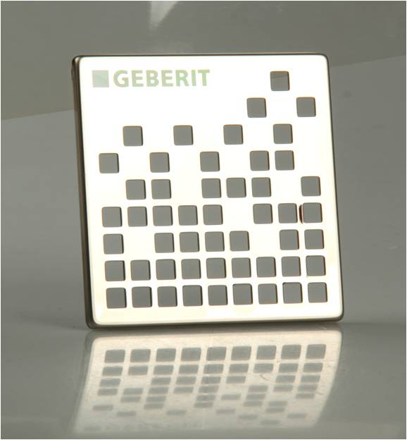 Wilddesign and geberit 39 s unique product design for china 39 s for Geberit drains