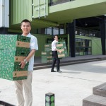 Monocle magazine features WILDESIGN's sustainable packaging design