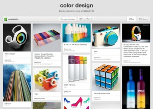 colorful design style