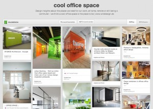 cool office space and office design for remote workers