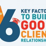 6 Key Factors to Build Excellent Client Relationships