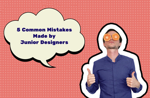 Mistakes Made by Junior Designers