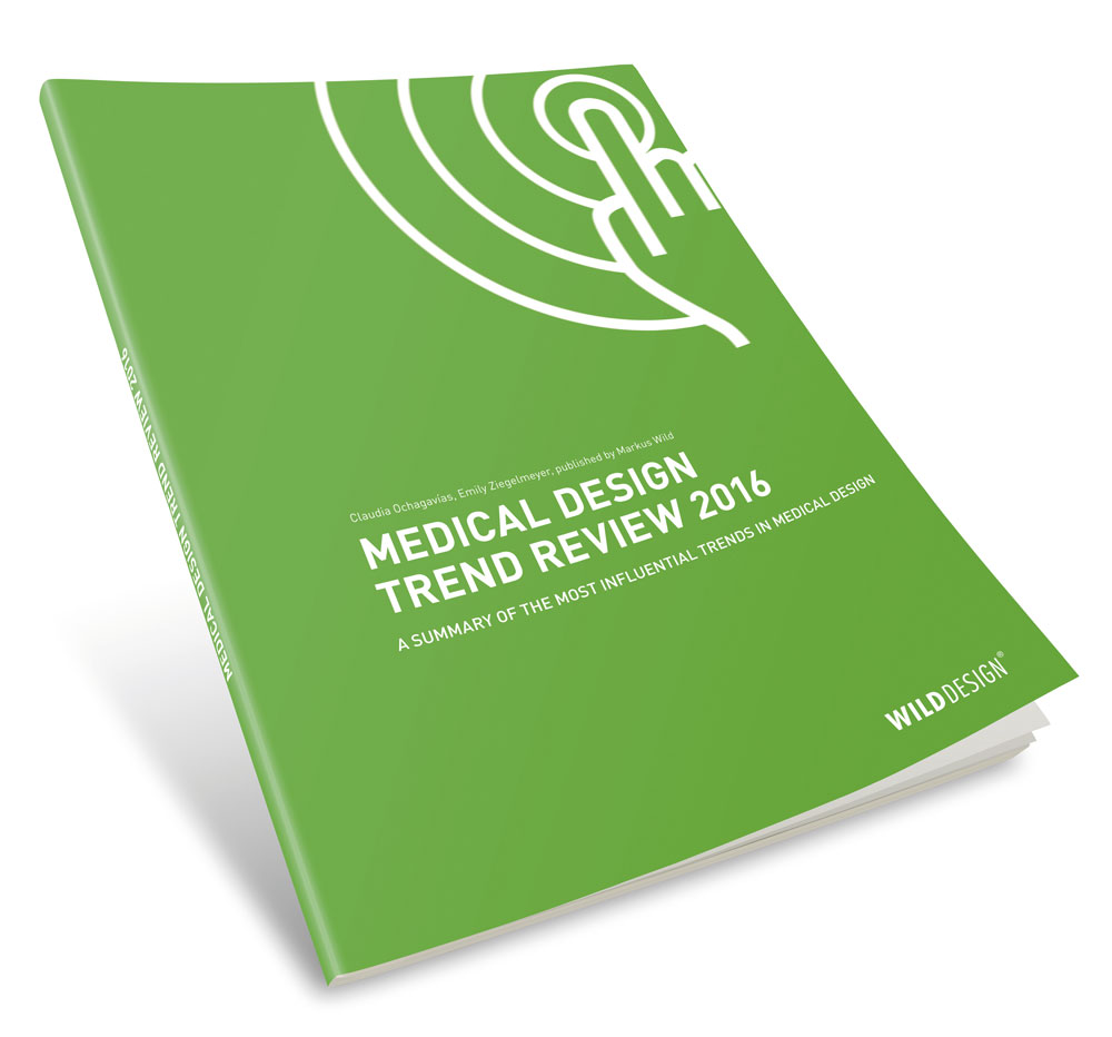 medical design trend review 2016