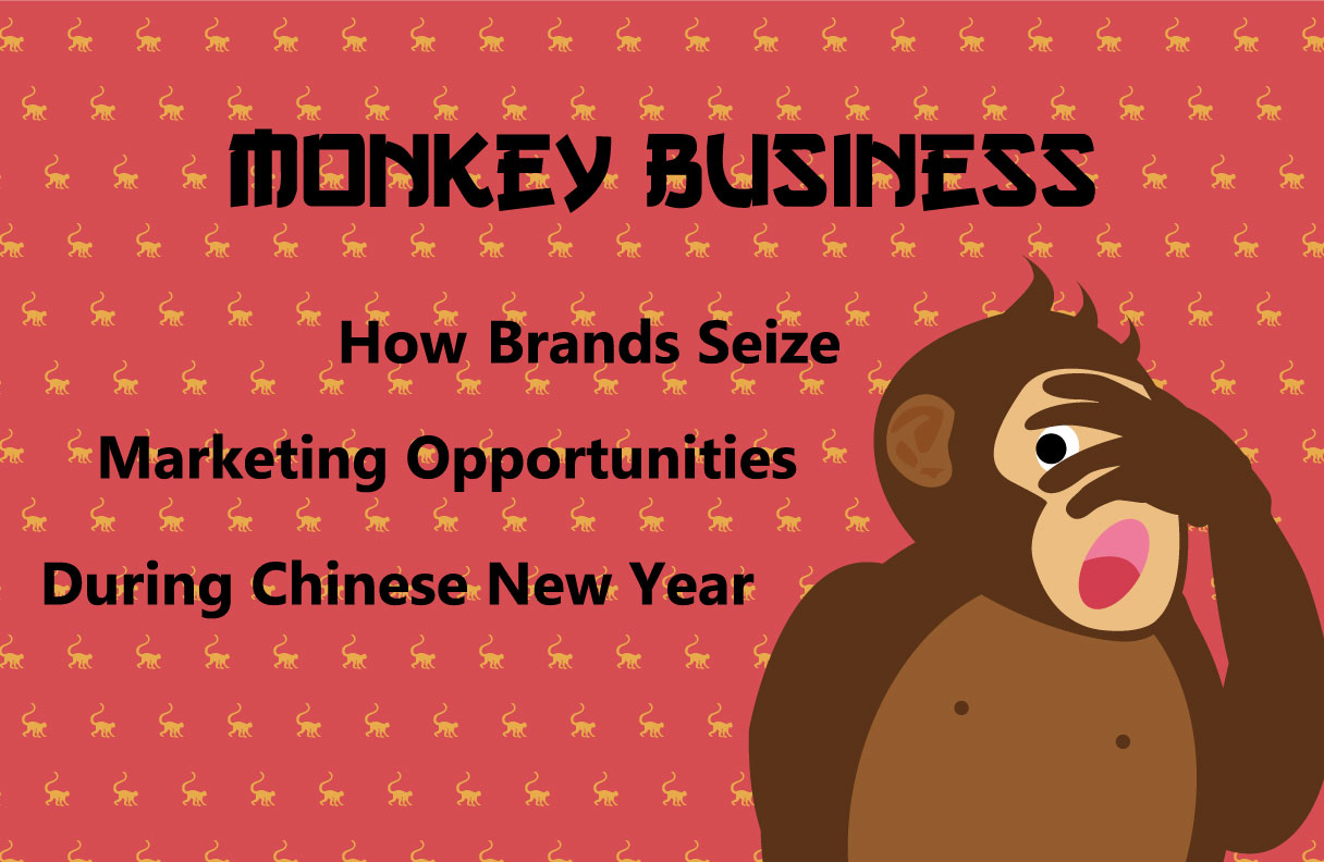 Monkey Business: Brands x CNY | WILDDESIGN