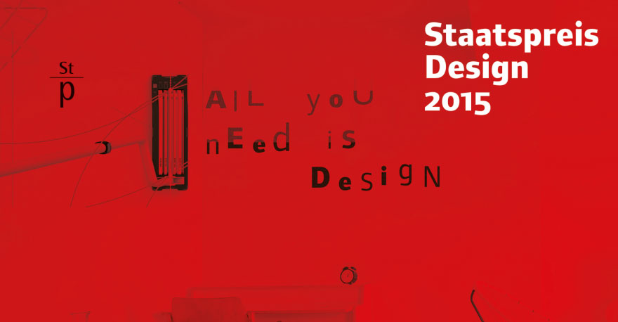Austrian State Prize for Design 2015