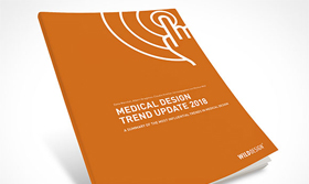 MEDICAL DESIGN TREND UPDATE 2018